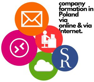 Company registration in Poland online via Internet