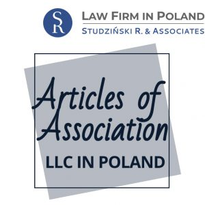 Articles of Association of Company in Poland