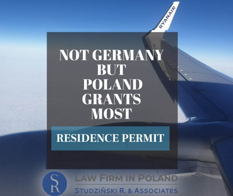 Poland grants most residence permits