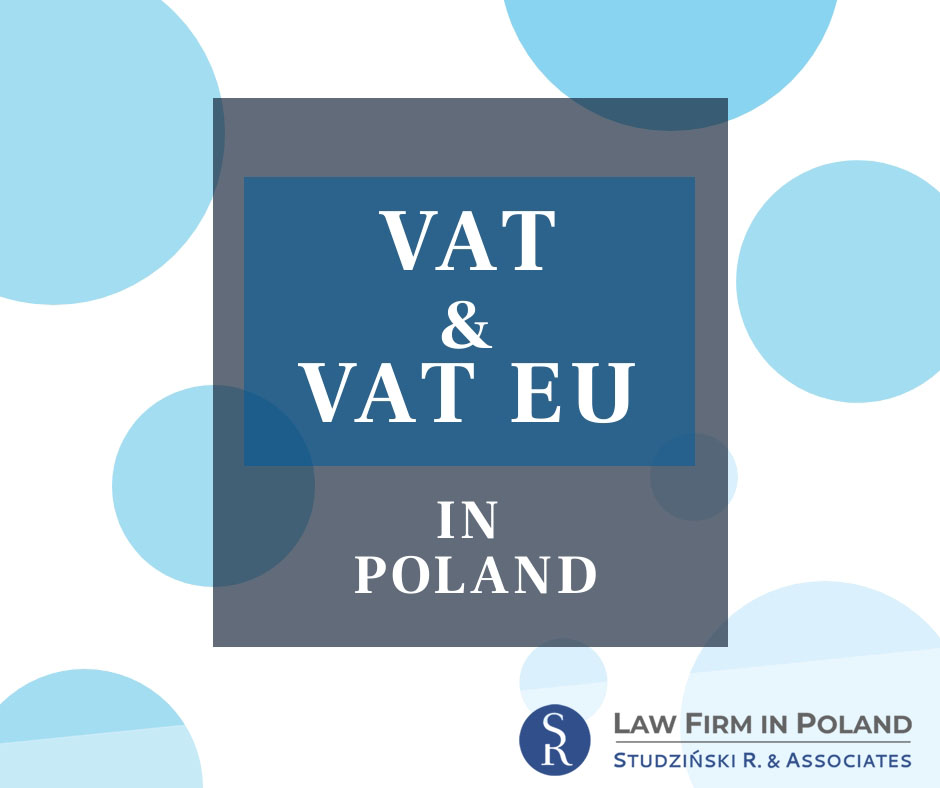 VAT and VAT EU registration in Poland