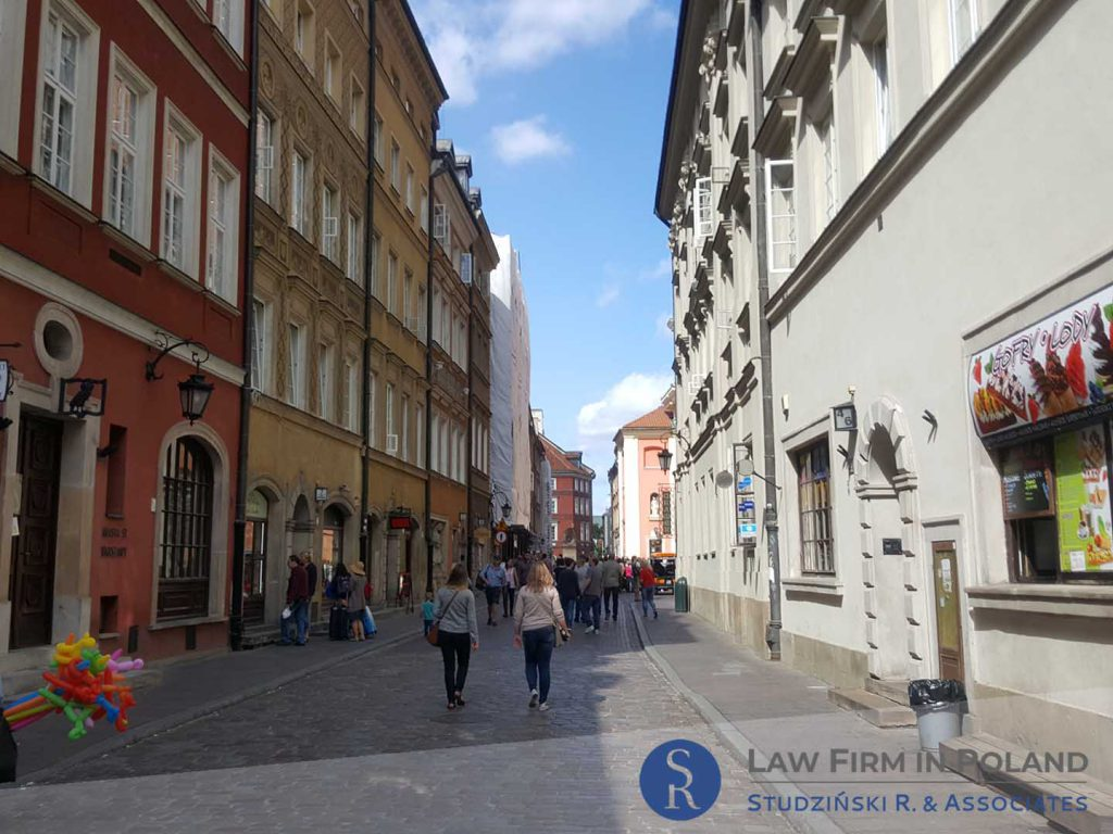 residence permit in Poland for family members