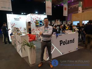 Law Firm in Poland on Web Summit 2019