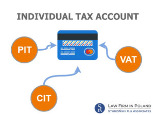 Individual tax account in Poland